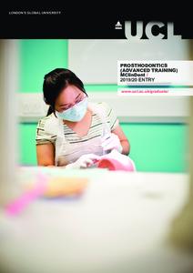 PDF version of Prosthodontics (Advanced Training) MClinDent