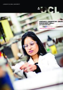 PDF version of Organic Chemistry: Drug Discovery MRes