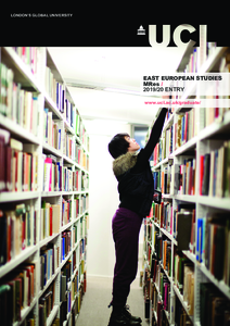 PDF version of East European Studies MRes