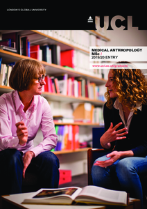 PDF version of Medical Anthropology MSc