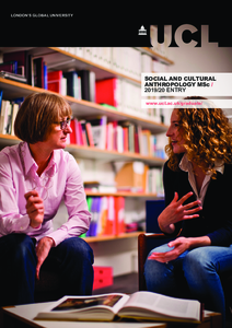 PDF version of Social and Cultural Anthropology MSc