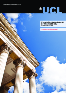 PDF version of Strategic Management of Projects MSc