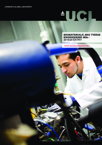 PDF version of Biomaterials and Tissue Engineering MSc