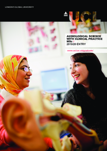 PDF version of Audiological Science with Clinical Practice MSc