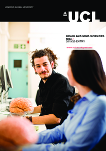 PDF version of Brain and Mind Sciences MSc