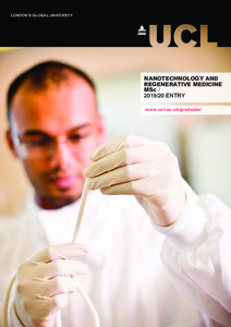 PDF version of Nanotechnology and Regenerative Medicine MSc