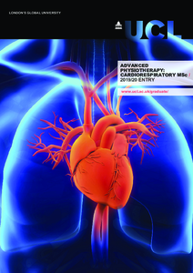 PDF version of Advanced Physiotherapy: Cardiorespiratory MSc