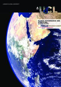 PDF version of Global Governance and Ethics MSc