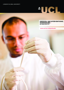 PDF version of Surgical and Interventional Sciences MSc