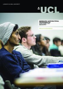 PDF version of Geography (International Programme) BA