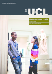 PDF version of Modern Language Plus BA
