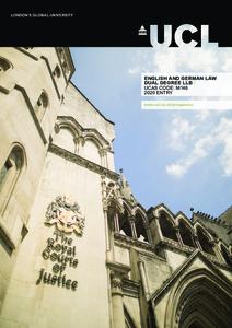 PDF version of English and German Law  LLB and Baccalaureus Legum