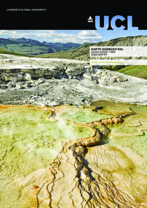 PDF version of Earth Sciences BSc