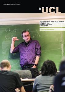 PDF version of Mathematics with Management Studies BSc