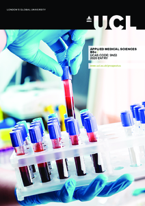 PDF version of Applied Medical Sciences BSc