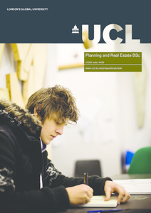 PDF version of Planning and Real Estate BSc