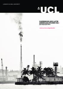 PDF version of Caribbean and Latin American Studies