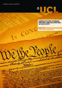 PDF version of United States Studies: History and Politics