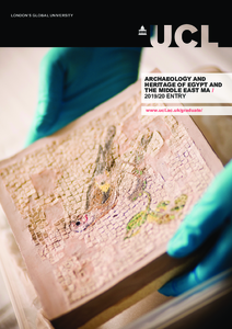 PDF version of Archaeology and Heritage of Egypt and the Middle East