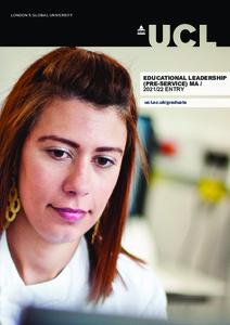 PDF version of Educational Leadership (Pre-service)