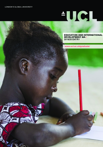 PDF version of Education and International Development