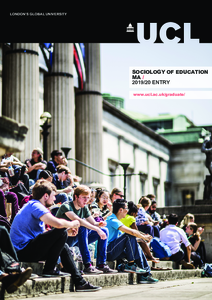 PDF version of Sociology of Education