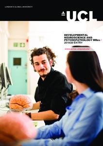 PDF version of Developmental Neuroscience and Psychopathology