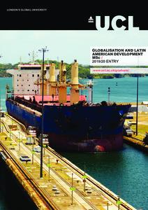 PDF version of Globalisation and Latin American Development