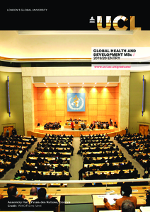 PDF version of Global Health and Development