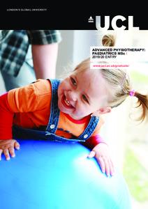 PDF version of Advanced Physiotherapy: Paediatrics