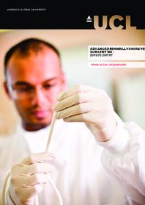 PDF version of Advanced Minimally-Invasive Surgery