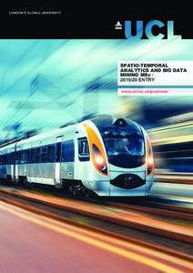 PDF version of Spatio-Temporal Analytics and Big Data Mining