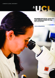 PDF version of Pharmaceutical Quality and Regulation