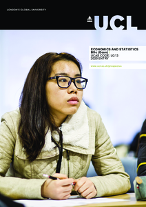 PDF version of Economics and Statistics
