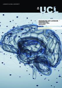 PDF version of Psychology and Language Sciences