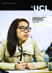 PDF version of Statistical Science (International Programme)